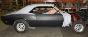 Looking for a 1967-1969 Chevrolet Camaro project.