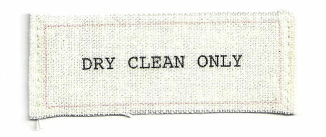 drycleanonly