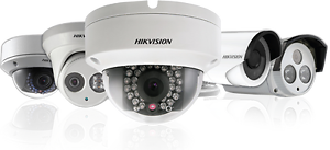 Hikvision 4ch 7604 3TB with 4 x Hikvision DS-2342 CCTV cameras Subiaco Subiaco Area Preview