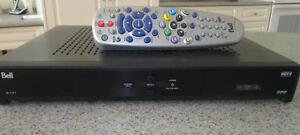 Bell HDTV 6131 receiver - with remote