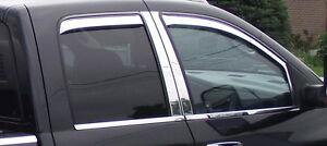 Pillard Post, bande de stainless porte Ram 2002 - 2008