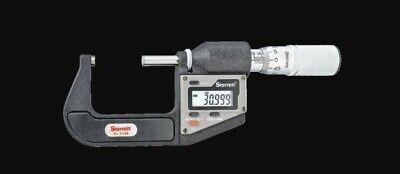 Starrett 3732mexfl-50 Electronic Micrometer 25-50mm