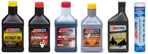 AMSOIL Synthetic Snowmobile Oils