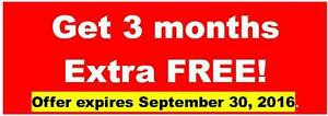 3 Months Free!Professional Office at a Price that Works for You!