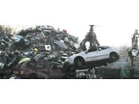 SCRAP CARS WANTED FOR CASH TEL 07814971951 SAME DAY PICK UP WE BUY ALL CARS NON RUNNERS MOT FAILURES