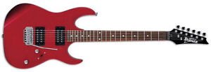 Ibanez Electric Guitar - Red