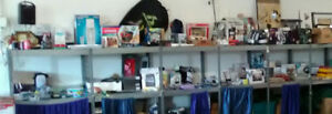 AUCTION...AUCTION...ELECTRONICS...CD S...RECORDS...MASSAGE THERA