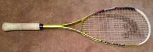 Squash Racket - Head Discovery