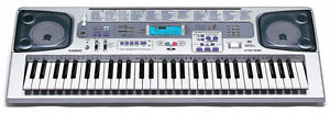 Casio CTK-591 Touch sensitive Keyboard in excellent condition.