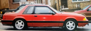1990 Ford Mustang LX Coupe (2 door)