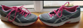 ASICS GEL CONTEND-4 Running Shoe SIZE 7. Great Condition