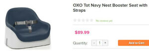 Oxo Tot Nest Booster Chair