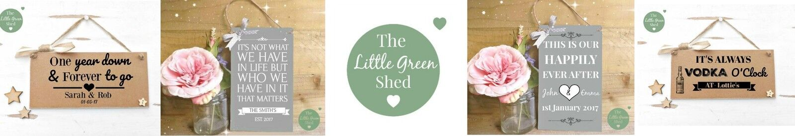 The little Green Shed