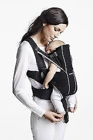 """Baby carrier """"BABY BJORN"""" in perfect condition £45"""