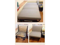 IKEA LYCKSELE LOVAS Single Futon