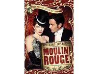 1 x Moulin Rouge Secret Cinema ticket for Saturday 1st April - Creatures of the Underworld