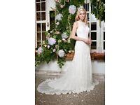 UNWORN WITH TAGS - Stunning Amanda Wyatt Wedding Dress