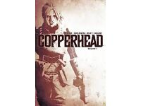Copperhead Vol. 1 & Vol. 2 Graphic Novels - Image Comics