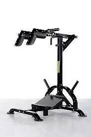 Powertec Leverage Squat Machine
