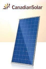 Canadian Solar 325 watt & 330 Watt Solar Panels