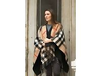 Ladies branded Shawls Wrap brand New
