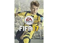 FIFA 17 FOR XBOX360