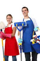 Emploi d'entretien ménager avec ou sans expérience