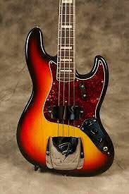 Looking for : Fender USA Jazz bass 70's (original, not reissue)