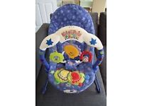 Fisher price baby seat (bouncer) only £10