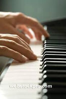 Piano lessons for beginners of all ages!