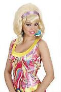 Womens Fancy Dress Costumes Hippy