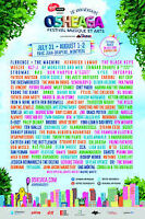 THREE OSHEAGA TICKETS FOR SALE
