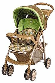 Graco 1 year old Stroller. Still work well like new