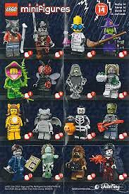 Selling 5 Sets of Lego Minifigures  Cornwall Ontario image 2