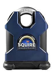 Squire Padlock Wanted