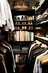 Closet Full of Shirts