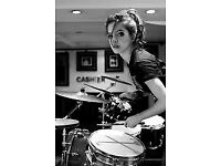 Female Drummer Wanted for All-Girl-Rock-Band