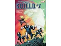 Agents of S.H.I.E.L.D + Civil War II comics
