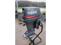 Outboard engines service and repairs.