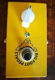 D.A.M. Meathead Clone FUZZ Pedal Boutique Big Foot Pedals, UK Handwired