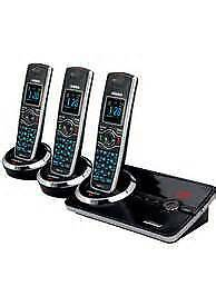5 Station DECT Phone System with Digital Answering