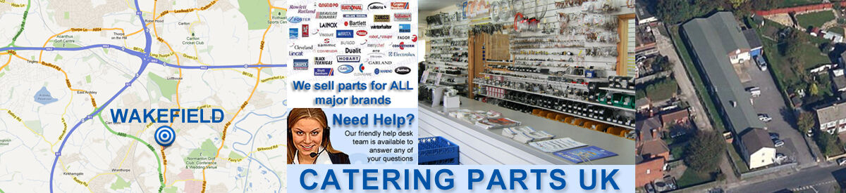 CATERING EQUIPMENT SPARE PARTS