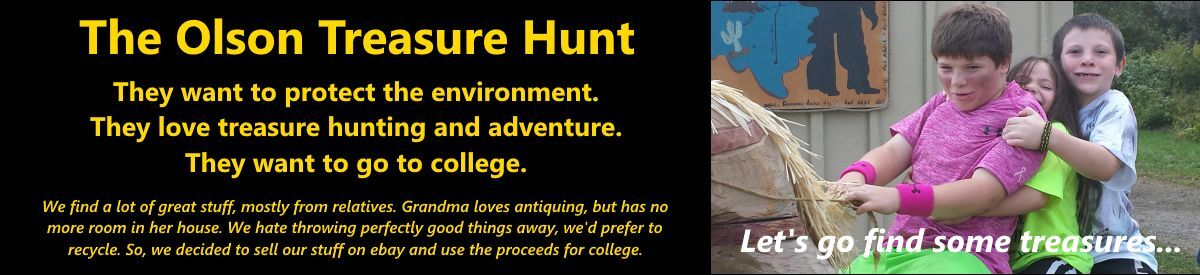 Olson Treasure Hunt
