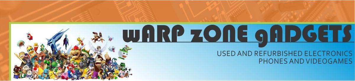 Warp Zone Gadgets