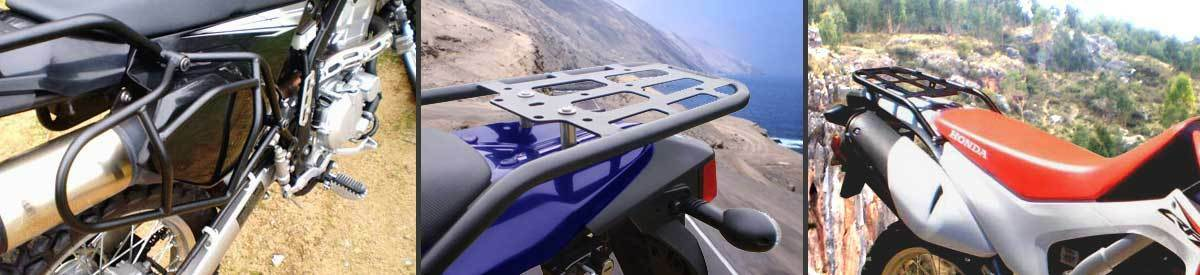 Precision Motorcycle Racks