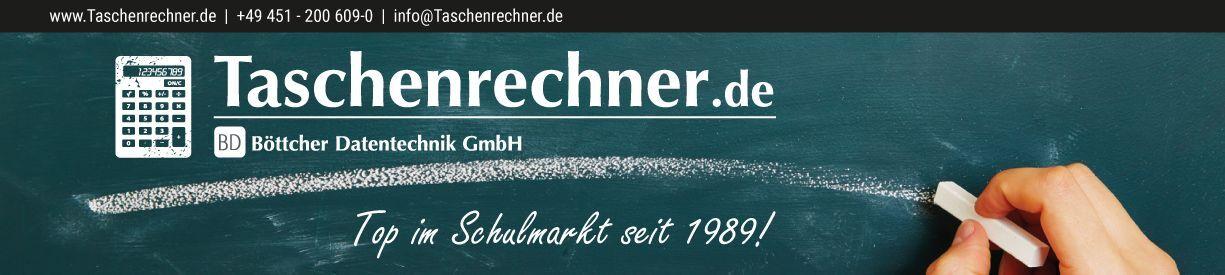 Böttcher Taschenrechner.de Shop