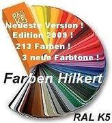 Ral Farbkarte