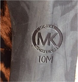 Michael Michael Kors Sophia MaryJane heels size 10 London Ontario image 5