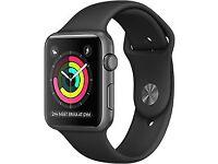 Apple Watch series 1 42 mm black