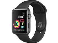 Apple Watch 42mm aluminium series 1